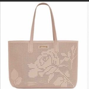 VINCE CAMUTO  LARGE TOTE BAG PURSE ROSE